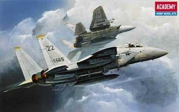 Academy F-15 Eagle - 1