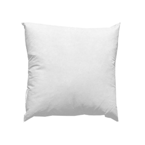 18'' x 18'' Feather/Down Pillow Form White By The Each
