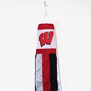 Wisconsin Badgers 57 Windsock by WinCraft