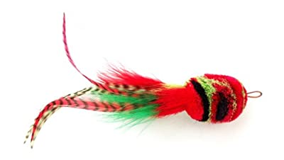 Purrs Polywog attachment- Fits PurrSuit, Frenzy & DaBird wand Cat Toys