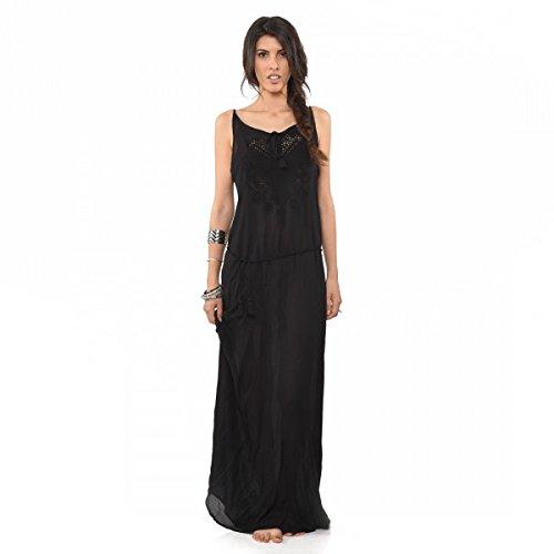 Kaporal -  Vestito  - Donna nero XS