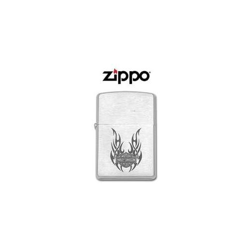 Zippo Harley Davidson Tribal Wings Zippo Lighter