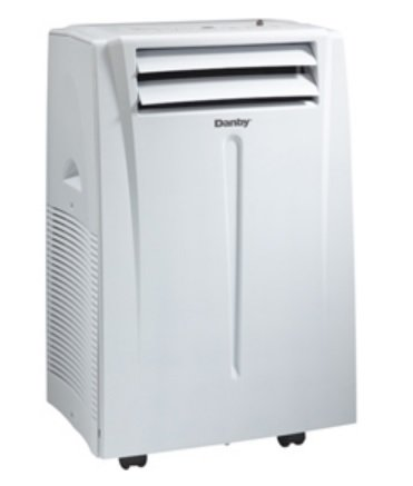 Danby 8,500 BTU Portable 3-in-1 Air Conditioner Dehumidifier Fan DPAC8512