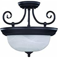 Canarm Imports ISF20A02ORB Julianna Ceiling Light Fixture