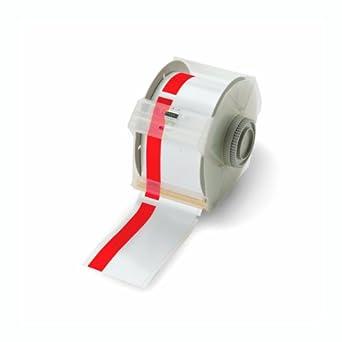 Brady 113157 Globalmark Industrial Label Maker Tape Vinyl