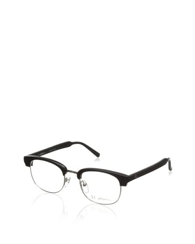 3.1 Phillip Lim Women's Celia Eyeglasses, Black