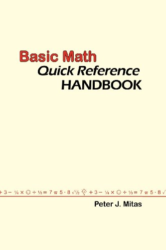 Basic Math Quick Reference Handbook
