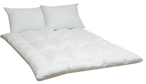 Read About Nature's Rest Classic 233-Thread Count Featherbed, King