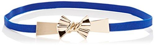 Compañia Fantastica Rainbow, Cintura Donna, Blu (Blue), 85 cm