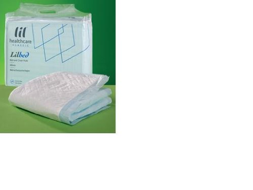 Bed Pads Regular Size 4 60 x 90cm (1430ml) - pack of 35