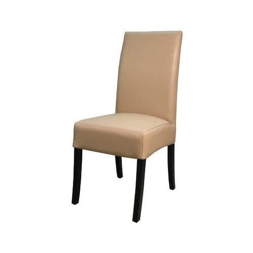 Amazon.com - New Pacific Direct Olivia Bonded Leather Parsons Chair in