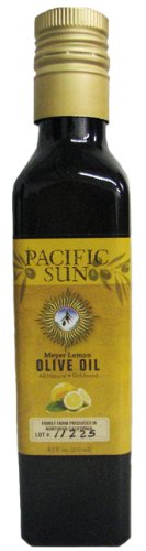 Pacific Sun California Meyer Lemon Olive Oil 8.5 oz by 
