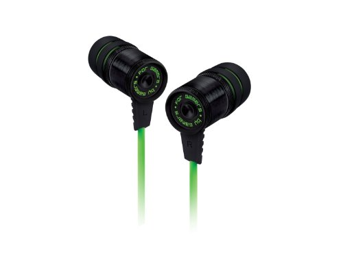 Razer Hammerhead In Ear Pc And Music Headset