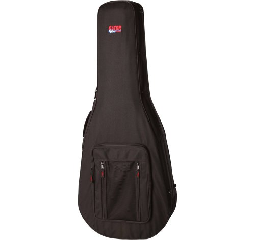 Rigid EPS Foam Lightweight Case for Acoustic Bass Guitars