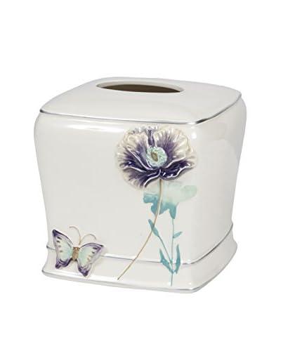 Creative Bath Garden Gate Tissue Cover, Lilac