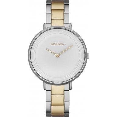 Skagen - SKW2339 - Montre Femme - Quartz - Analogique - Bracelet Acier inoxydable doré