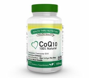 CoQ10-100mg-100-Natural-Coenzyme-Q-10