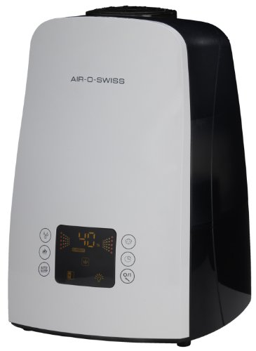 AOS U650 Digital Warm and Cool Mist Ultrasonic Humidifier - 1