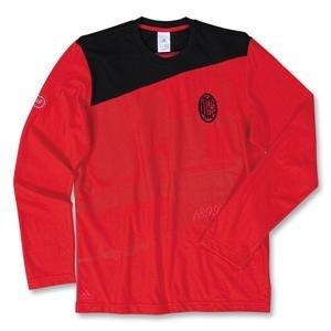 AC Milan 08/09 LS Style T-Shirt