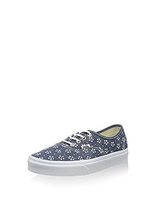 Vans Zapatillas Authentic (Azul)