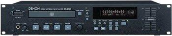 Denon DN-C635 Professional CD Player  MP3 Decoding