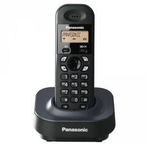 Panasonic KXTG1401 Digital Cordless Phone with Caller ID images