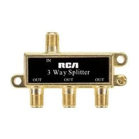 RCA VH48 Splitters (3-way)