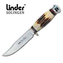 Linder Traveler II Bowie Knife