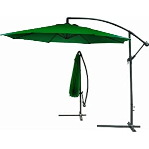 Large Patio Umbrella - Gardening Supplies - Umbrellas - Compare