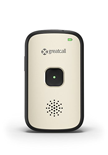 GreatCall Splash Waterproof One-Touch Mobile Medical Alert Device
