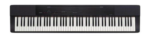 Casio PX150 BK 88-Key Touch Sensitive Privia Digital Piano with Tri-Sensor Scaled Hammer Action