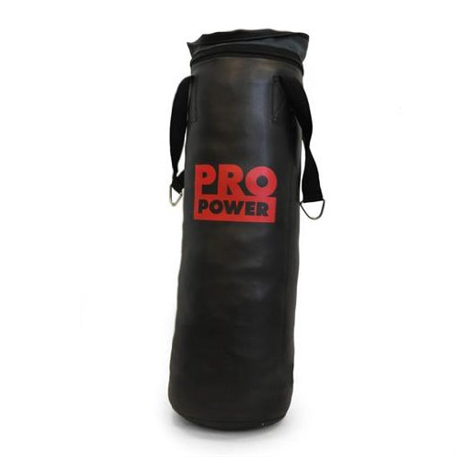 Pro Power Workout Punch Bag with Boxing Gloves