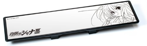 灼眼のシャナIII-FINAL- 自動車用ワイドミラー