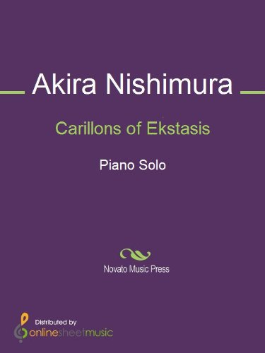 Carillons of Ekstasis - Piano PDF