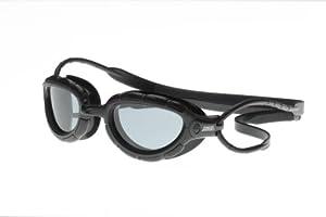 Zoggs Schwimmbrille Predator Smoke Linse, schwarz, 313863