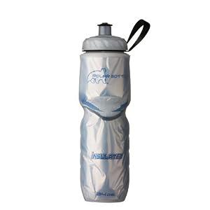 Polar Bottle Platinum Insulated Water Bottle, 24-Ounce