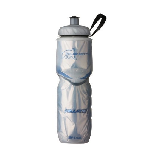 Polar Bottle Platinum Insulated Water Bottle, 24-Ounce