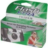 Fuji X-TRA800 QuickSnap Superia ISO 800 Single Use Camera with Flash - 27 Exposure (Slide Film 800 compare prices)