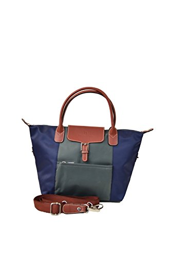 Shopping bag Hexagona Donne borsa gamma di Cabas (grigio multi)