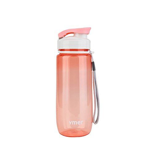 Balai Sports Water Bottle For Plastic Transparent Portable Handle Drinking Huge Capacity