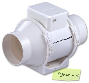 Sigma (4 Inch) Exhaust Fan