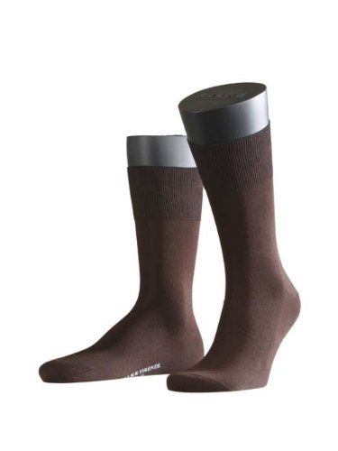Falke Firenze Mens Classic Socken brown 47-48
