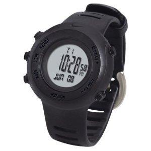 Womens Nike Altimeter Regular Watch- Black