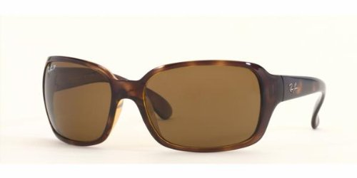 Authentic RAY-BAN SUNGLASSES STYLE: RB 4068 Color code: 642/57 Size: 6017