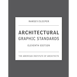 Architectural Graphic Standards, 11th Edition