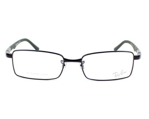 ray ban titanium frames