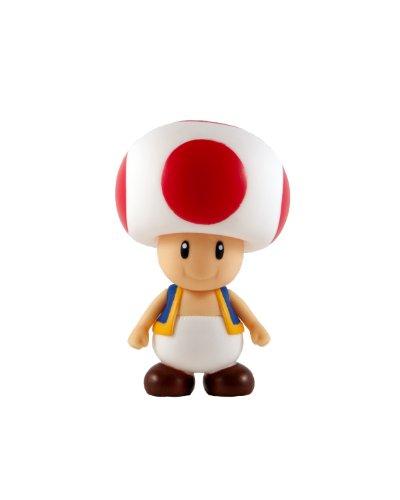 Super Mario - TOAD FIGURA VINILE 12 cm.