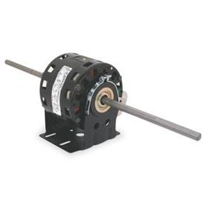 A O Smith 5 Inch Diameter Double Shaft Fan Blower Motor