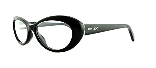 Jimmy Choo JIMMY CHOO Eyeglasses 68 0807 Black 51mm