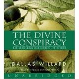 The Divine Conspiracy CD (0061336971) by Willard, Dallas